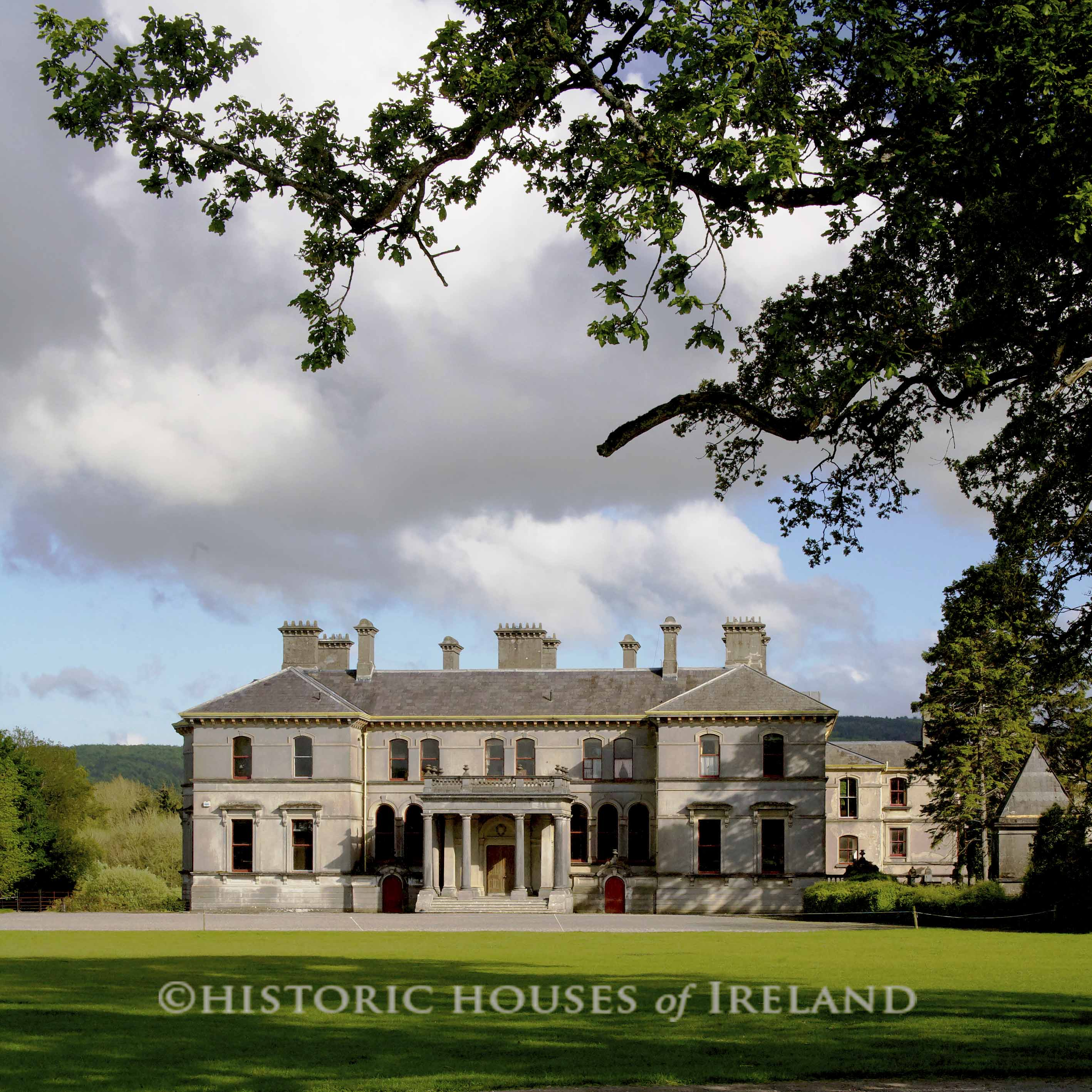 Stradbally Hall, in County Laois
